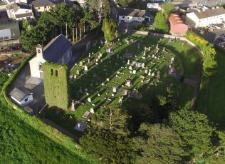 St. John's Old Cemetery & Nobber Heritage Centre. The remains of the 15th century belfy can also be seen. | picsweld@gmail.com