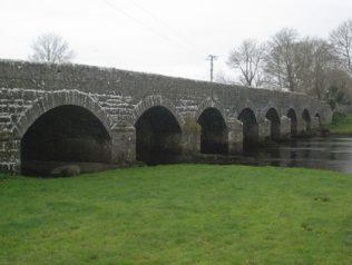 Bellagill Bridge today | Kevin Bergin