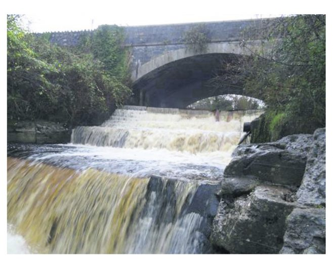 Old Bawn waterfall | The Echo newspaper