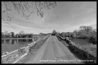Ballygill Bridge over the River Suck on the Galway Roscommon border. | Kevin Bergin