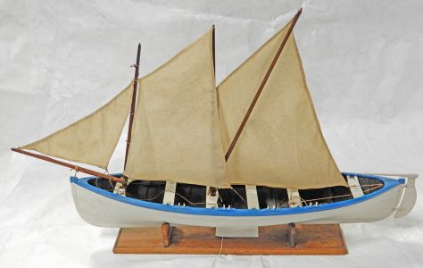 Model boats of the Irish Folklife collection