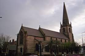 St. John the Baptist Church Liverpool | https://commons.wikimedia.org/wiki/Category:Church_of_Saint_John_the_Baptist,_Liverpool