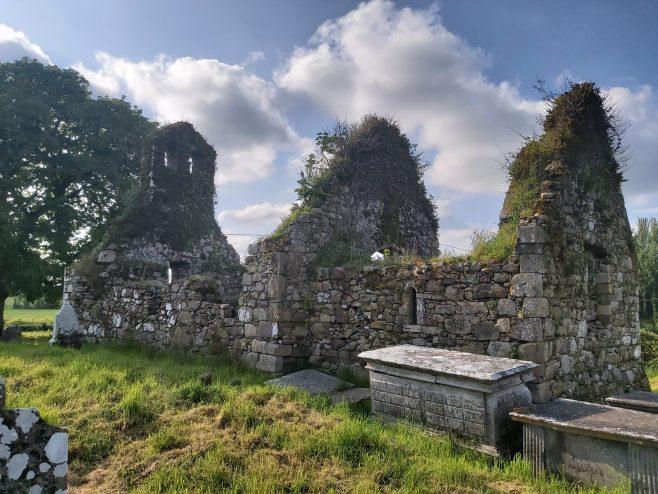 Kilmolash Church and graveyard | Trisha Ryan
