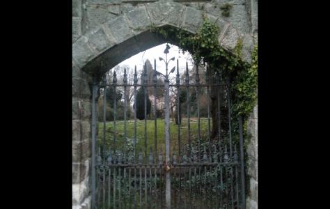 Moravian Graveyard Rathfarnham