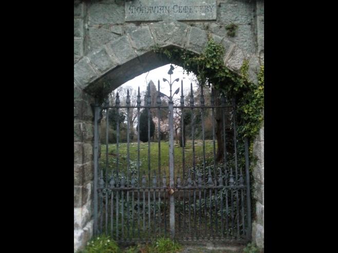 Moravian Graveyard Rathfarnham | Michael Egan