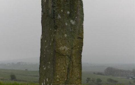 Breastagh Ogham Stone