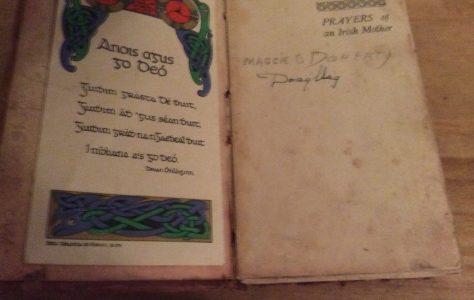 My Grandmother's Prayer Book