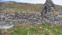St Colmans Church 7th Century, Inisboffin | Mary Boyle