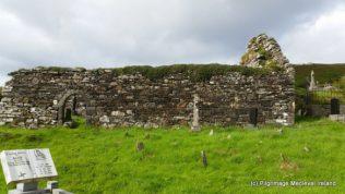 Kilgeever Abbey   https://pilgrimagemedievalireland.com/tag/kilgeever-abbey/
