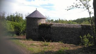 Moore Hall restored walled garden and dovecote | Mary Boyle