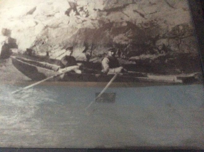Currach Fishing, Fanad Co. Donegal   Mary O' Doherty, Portsalon