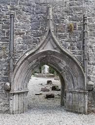 Augustinian Abbey Ardnaree 2013 by Andreas F. Borchert | https://commons.wikimedia.org/wiki/File:Ballina_Ardnaree_Friary_Portal_2013_09_14.jpg