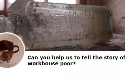 Irish Workhouse Centre: Call for donations
