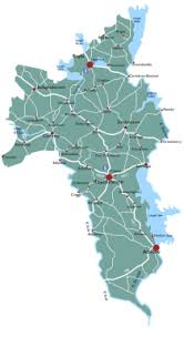 Map of County Roscommon | https://askaboutireland.ie/narrative-notes/map-of-county-roscommon/index.xml