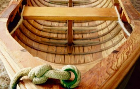 From Achill to Australia- The tale of Keiron's Currach