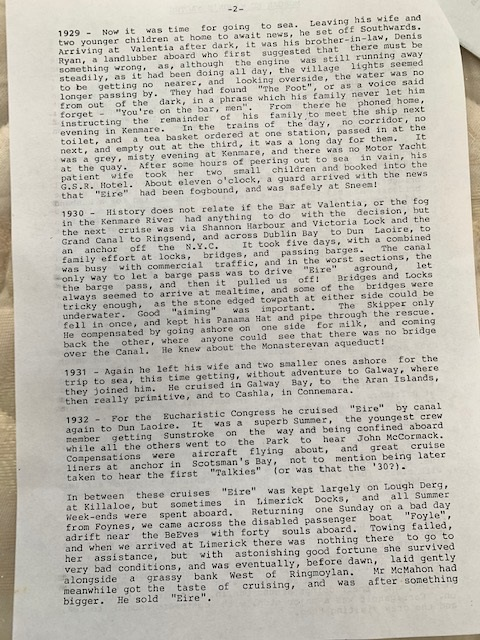 Page 2   McMahon Family Archive