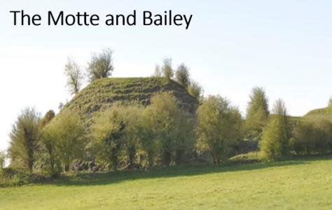 The Motte at Clonburren, Co. Roscommon