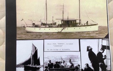 Morgan McMahon's Boating History