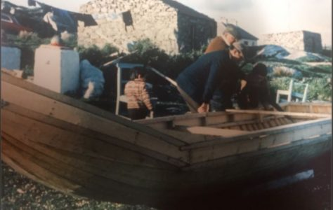 Michael Walsh and Michael Madden Currach Making