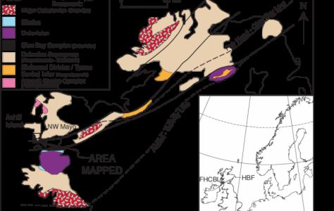 Achill Geology & Glaciation