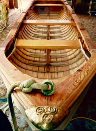 Currach today June 2021 | Keiron Ginnelly