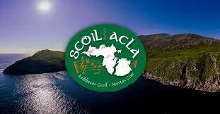 Scoil Acla logo   https://scoilacla.ie/