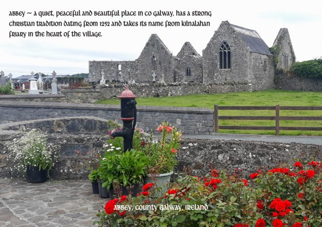 Abbey Heritage Group, Co. Galway | Irish Community Archive Network