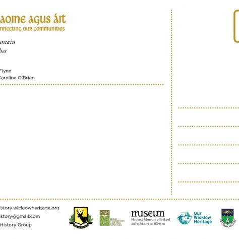 Donard Imaal History Group, Co. Wicklow   Irish Community Archive Network