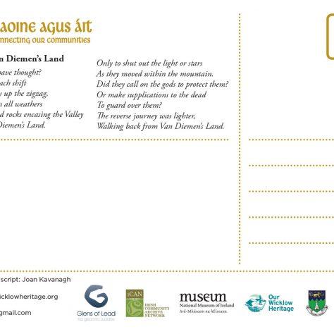 Glens of Lead, Co. Wicklow   Irish Community Archive Network