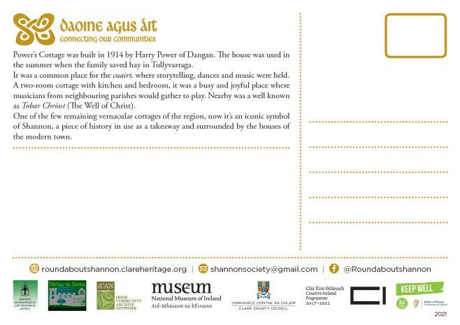 Shannon Historical Society & Dúchas na Sionna, Co. Clare | Irish Community Archive Network