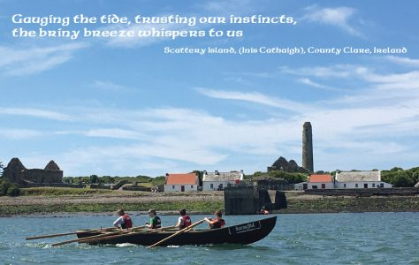 Scattery Island Heritage Group, Co. Clare