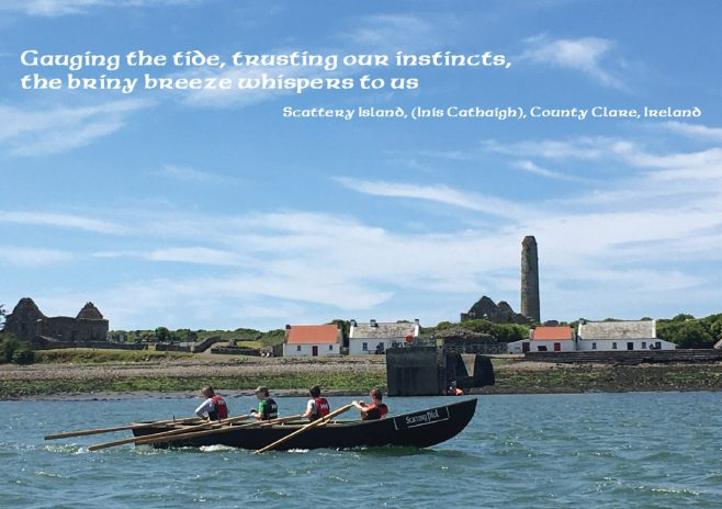 Scattery Island Heritage Group, Co. Clare | Irish Community Archive Network