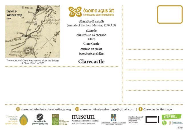 Clarecastle & Ballyea Heritage & Wildlife Group, Co. Clare | Irish Community Archive Network