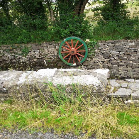 Balla Cart Wheel Sweller   Noelene Beckett Crowe