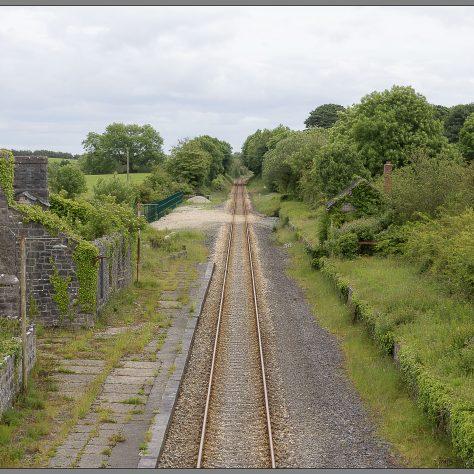 Balla Railway Station   Seamus Bermingham