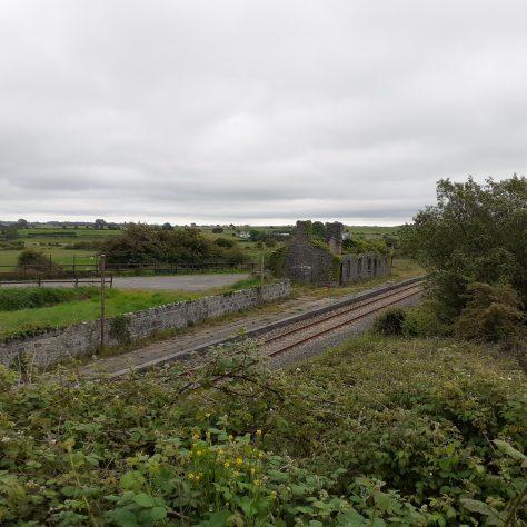 Balla old Railway Station   Noelene Beckett Crowe