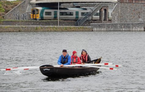 Cork's currach rowing success