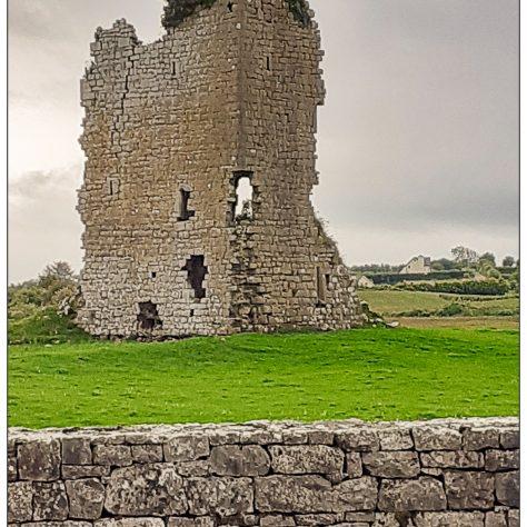 Donomona Castle, Clogher   Noelene Beckett Crowe