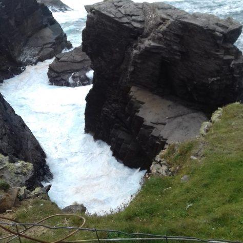 Dun na mBo, North Mayo   Noelene Beckett Crowe