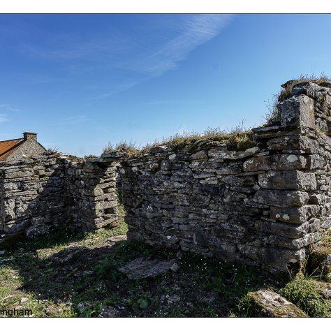 Healys house Deserted Village   Irish Community Archive Network