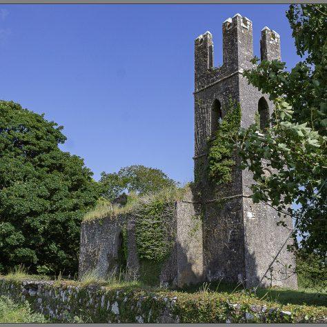 Mayo Abbey Church   Seamus Bermingham