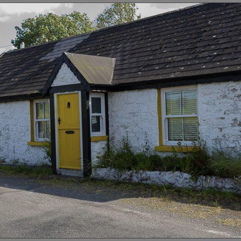 Mayo Abbey Cottage    Seamus Bermingham