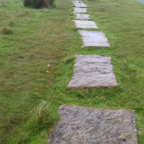 Stone Path, Benwee Head   Noelene Beckett Crowe