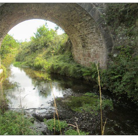 Trouthhill or Knockbrack Bridge   Seamus Bermingham