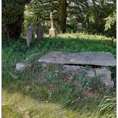 Church of Ireland Graveyard, Turlough   Noelene Beckett Crowe
