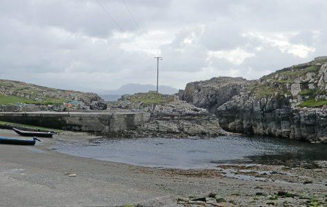 The last fisherman of Portdoon, Inishturk