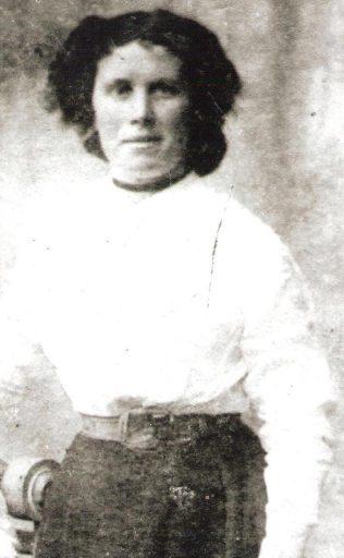 Honour Kilbane   Author, personal collection