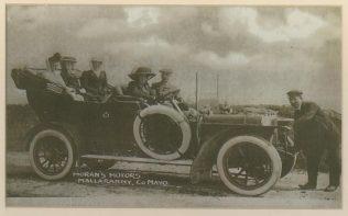 Moran's Motors, Mulranny