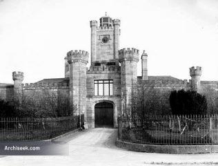 Castlebar Prison, 1834 | https://archiseek.com/2015/1834-prison-castlebar-co-mayo/