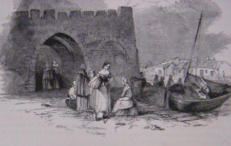 1843: Hall's Claddagh